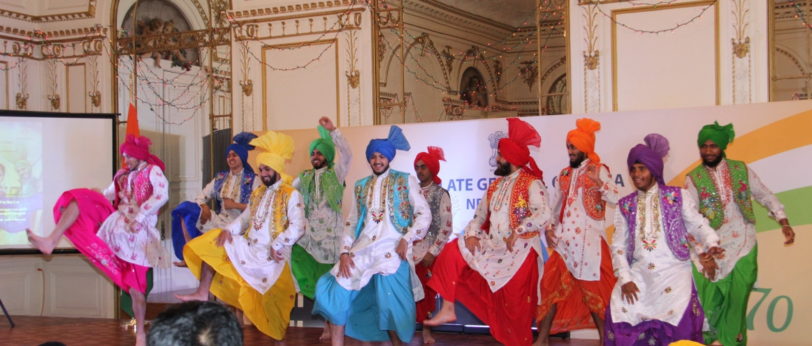 The Consulate General of India New York and The English language weekly newspaper, The Indian Panorama teamed up to organize Vaisakhi Celebrations at the Consulate on May 11, 2018