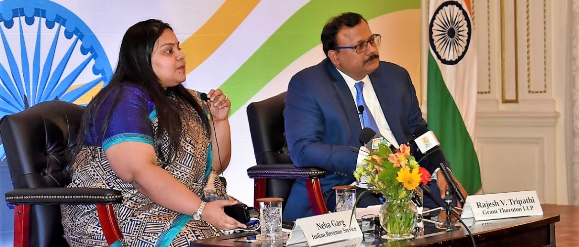 Panel discussion on 'GST (Goods & Services Tax) and its Impact on Doing Business with India' on January 7, 2019 at the Consulate
