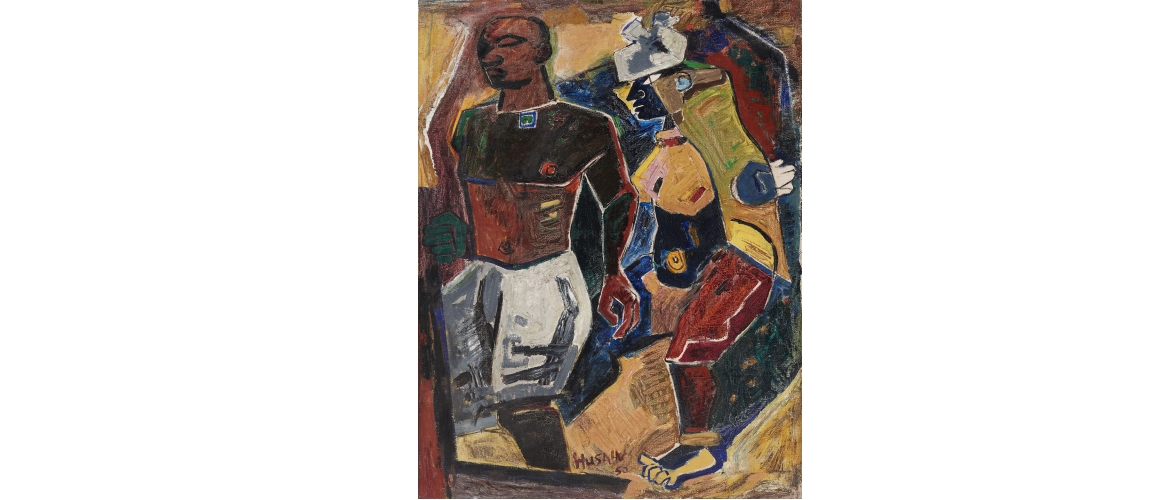 "The Progressive Revolution: Modern Art for a New India"" Exhibition at Asia Society Museum from Sep 14, 2018 through Jan 20, 2019"